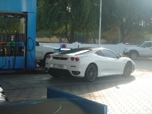 FerrariFillUp